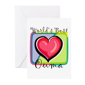 Ouma greeting cards cafepress m4hsunfo Images